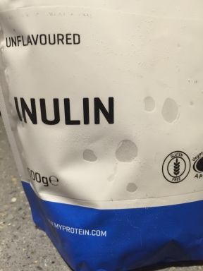 Inulin the prebiotic ingredient